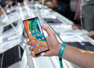 Huawei mate 30 series launch