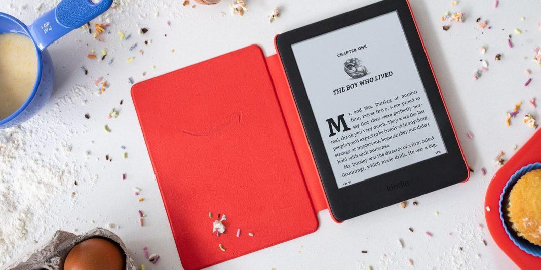 Amazon Kindle Kid for kids