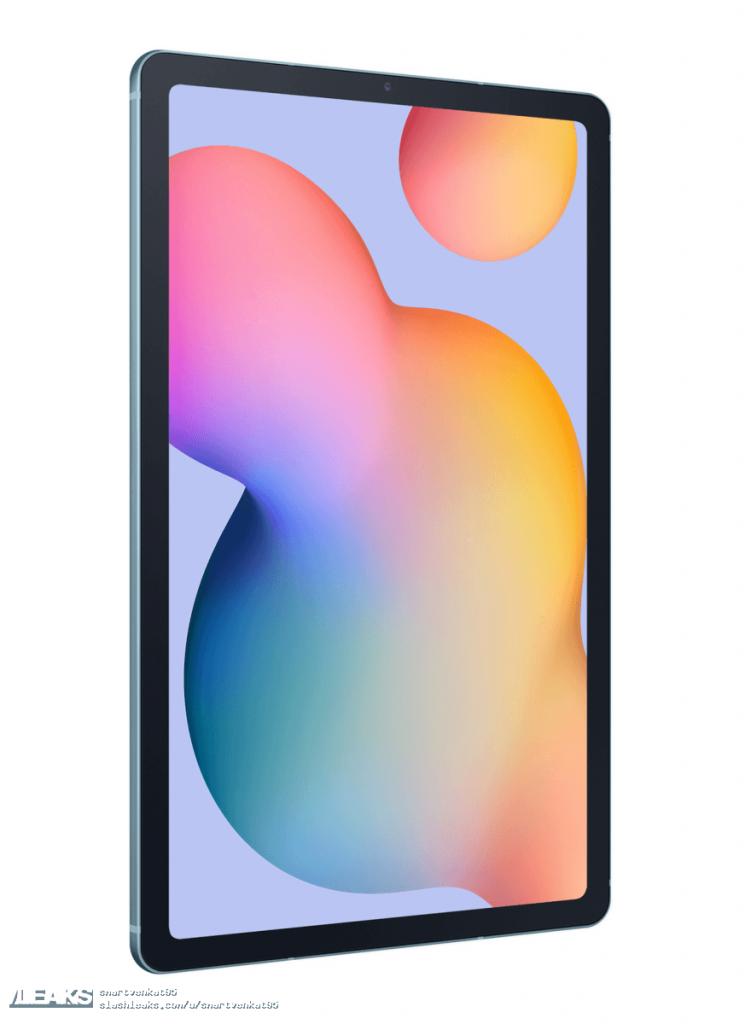 Galaxy Tab S6 Lite renders