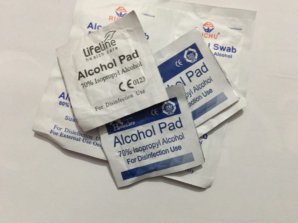 Photo of Alcohol Pads by Muhammad Abdullah aka abdugeek