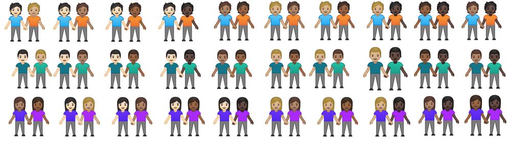 new emojis in pixel 4 update