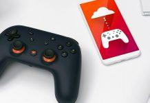 Google Stadia Gaming Controller