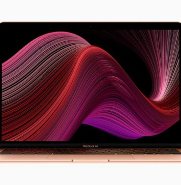 New MacBook Air 2020