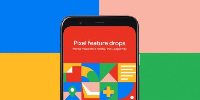 Pixel 4 new features