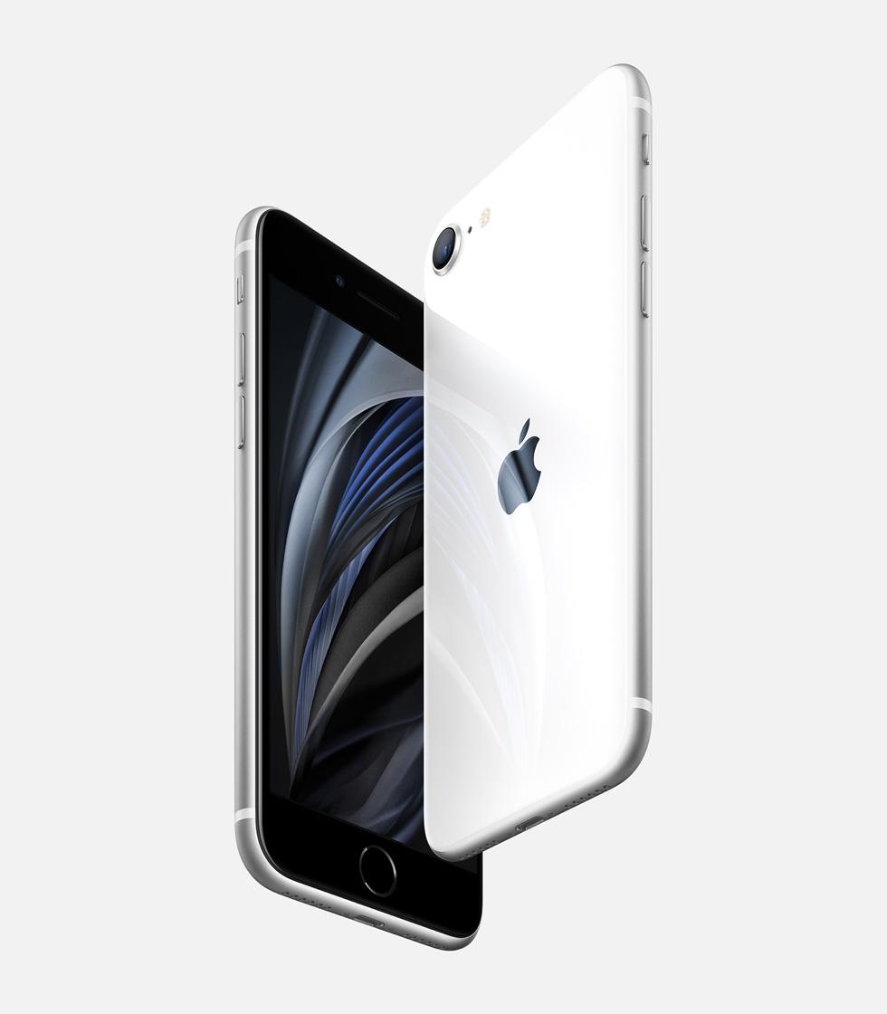 iPhone SE White color