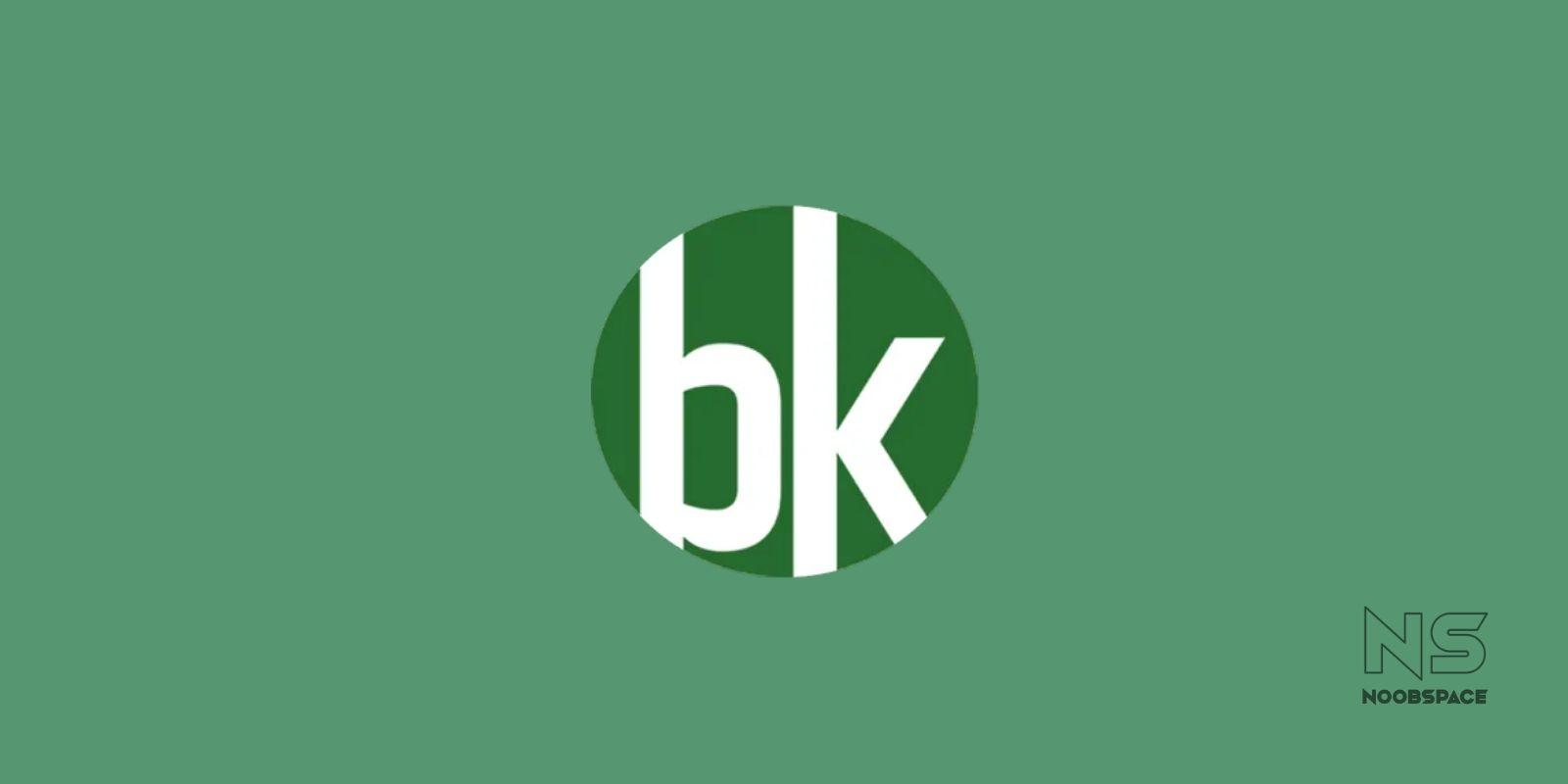 BookKeeper logo