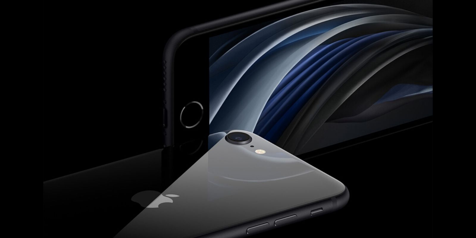 iPhone SE Black color