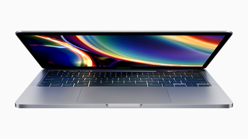 13-inch MacBook Pro 2020 Retina Display image via Apple