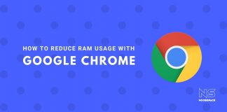 Reduce RAM Usage With Google Chrome