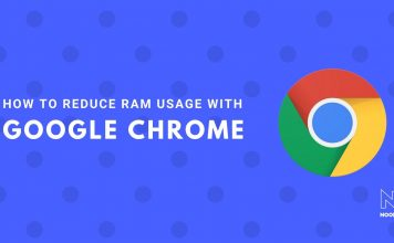 Reduce RAM Usage With Google Chrome