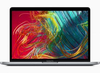 New updated MacBook Pro 2020