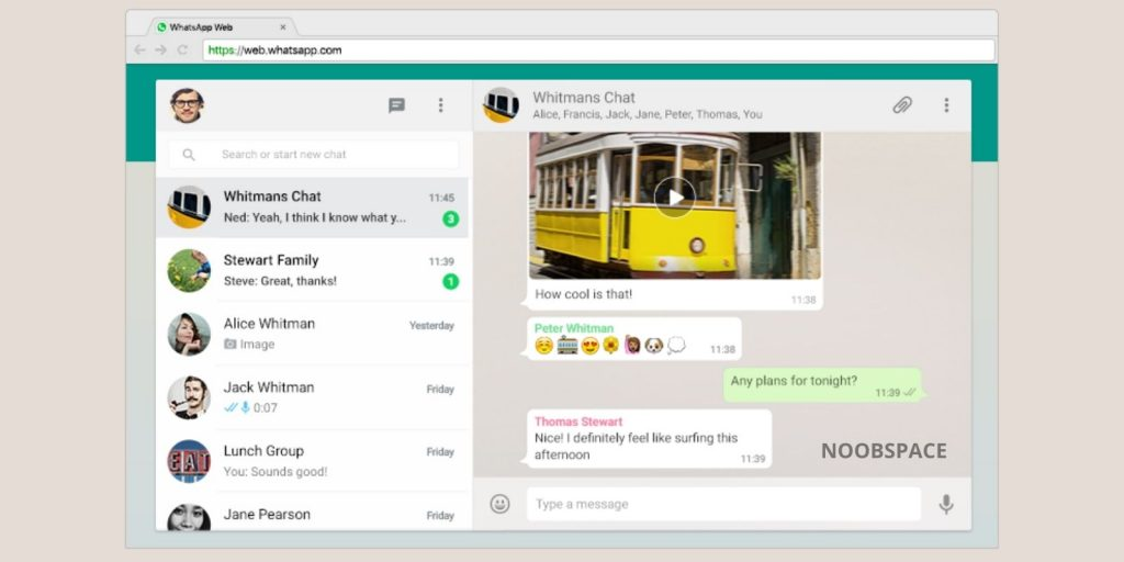 Download WhatsApp Windows