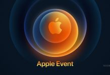 Apple October Event 2020