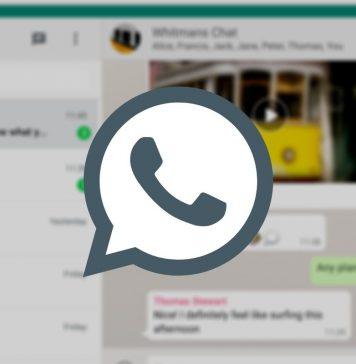WhatsApp audio and video calling on desktop