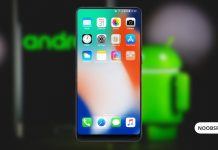 Make Android look like iPhone