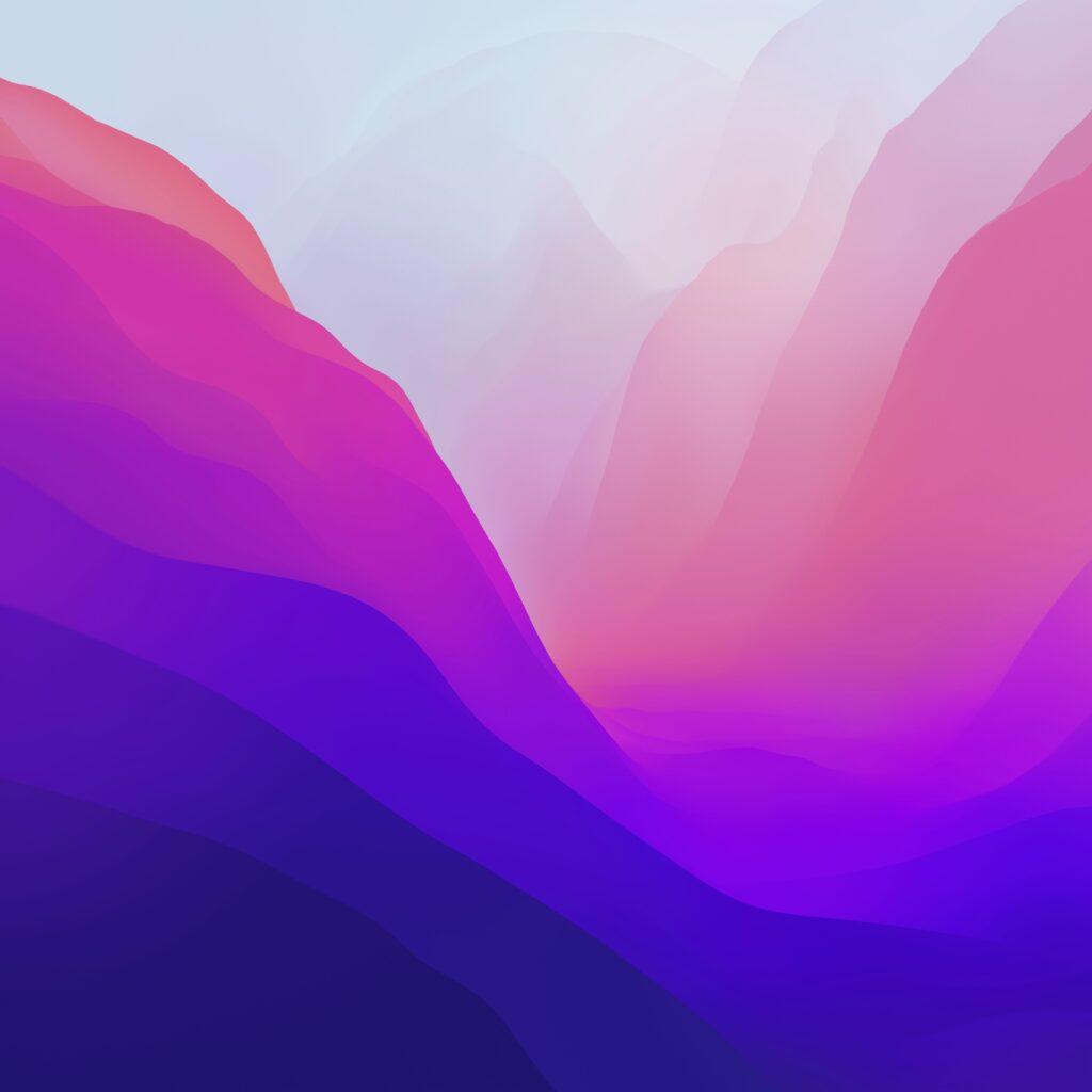 macOS Monterey light wallpaper
