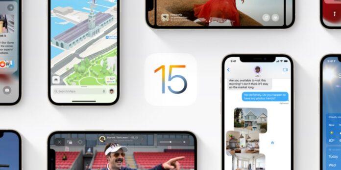iOS 15 update guide